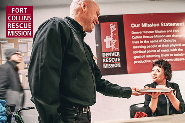Gifts Of The Season: Two Stories From Fort Collins Rescue Mission