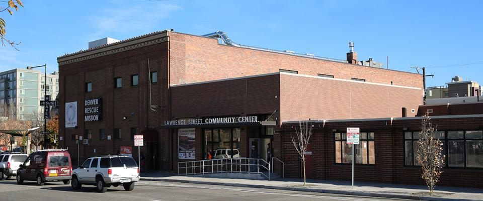 Lawrence Street Community Center