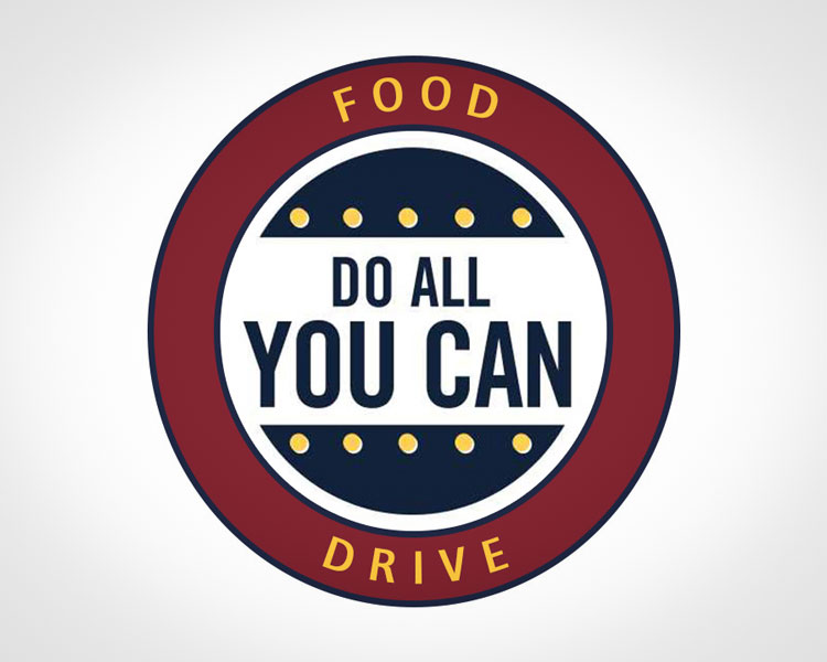 Do All You Can Food Drive