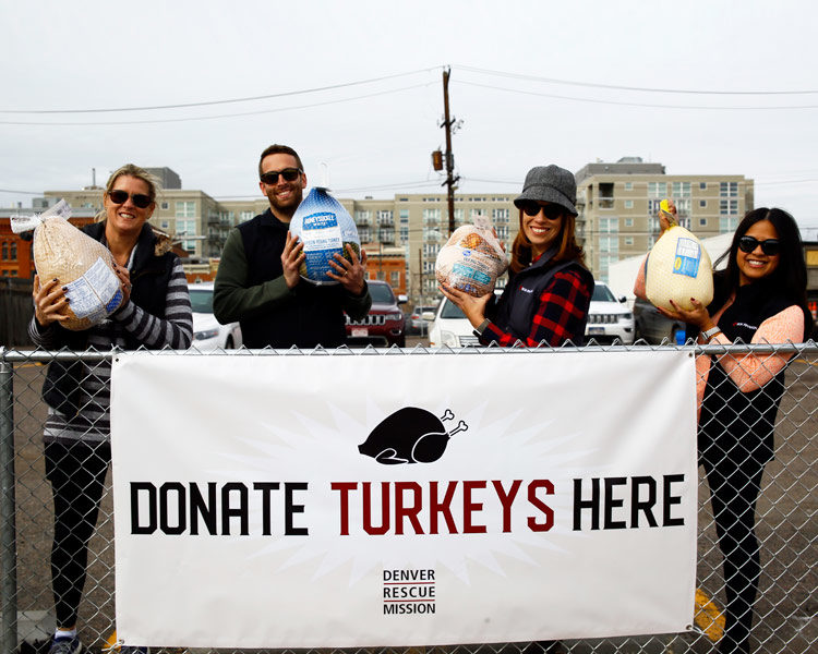 Sponsor the Turkey Drive