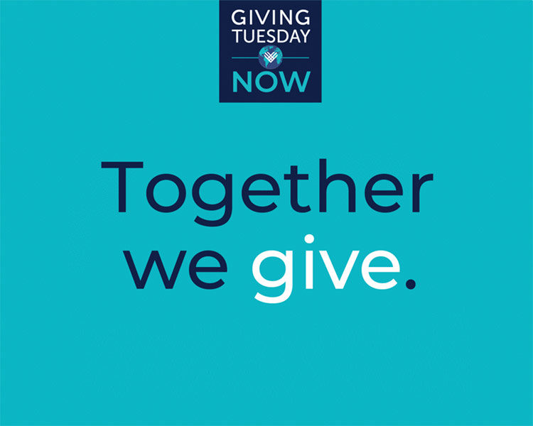 GivingTuesdayNow - May 5, 2020