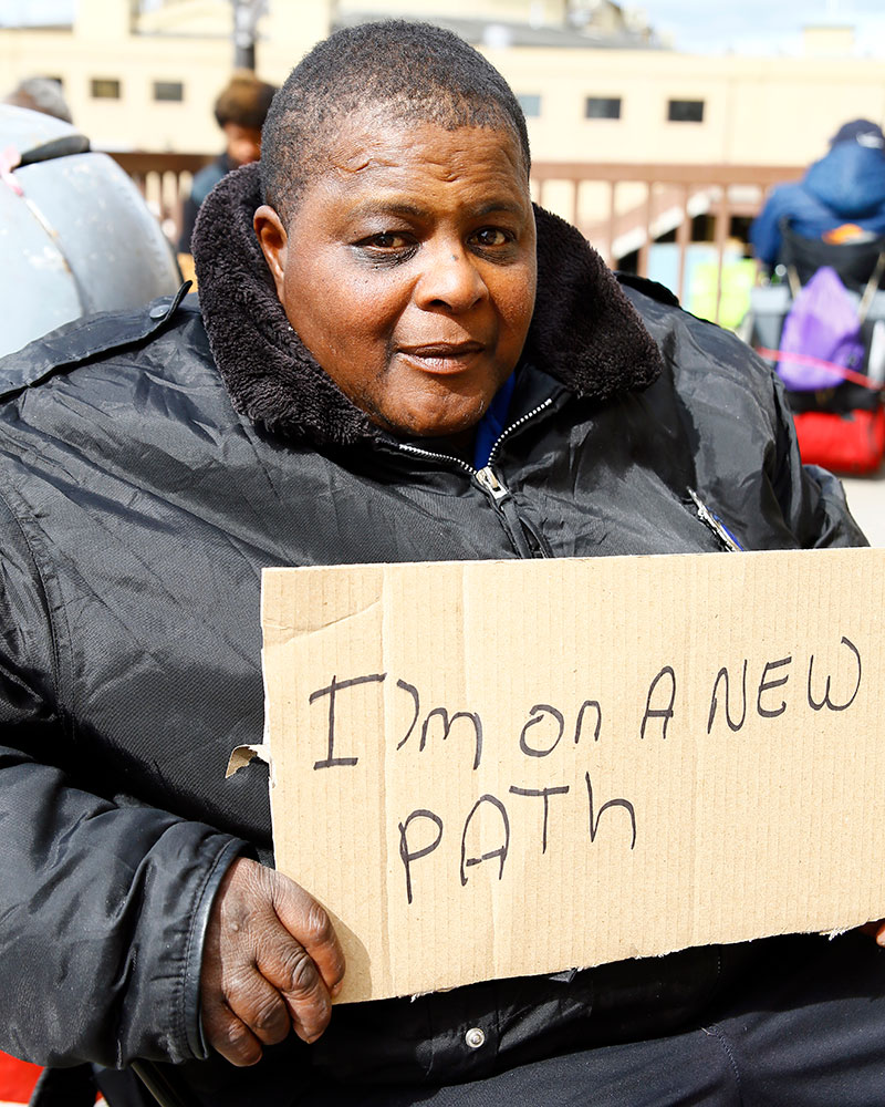 Panhandling: The Story Behind the Sign 1