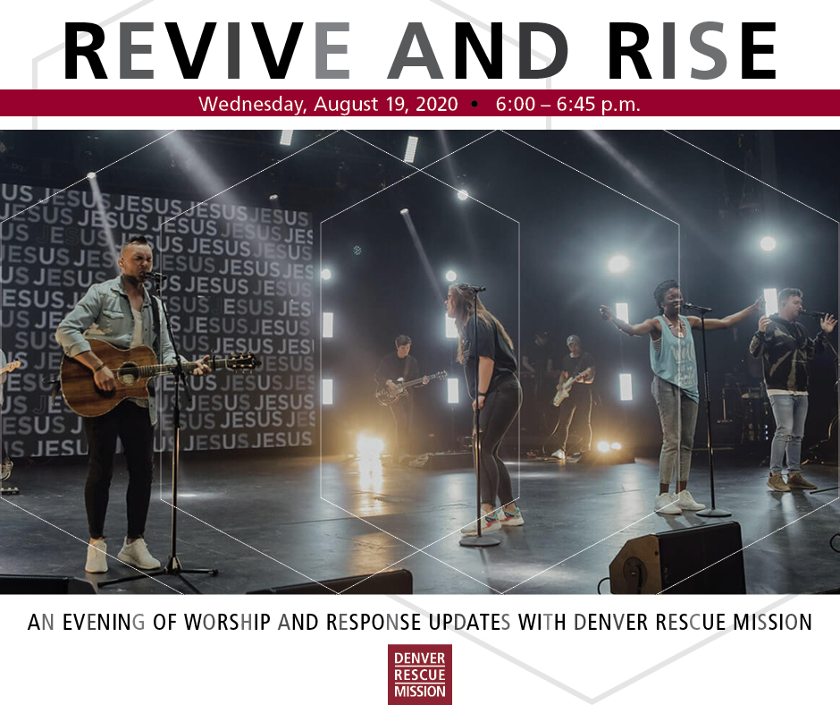 Revive and Rise: An Evening of Worship and Response Updates 1