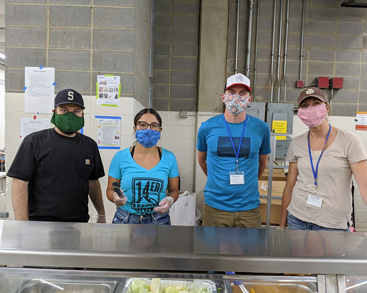 Young Professionals: Stepping up to serve those in need 4
