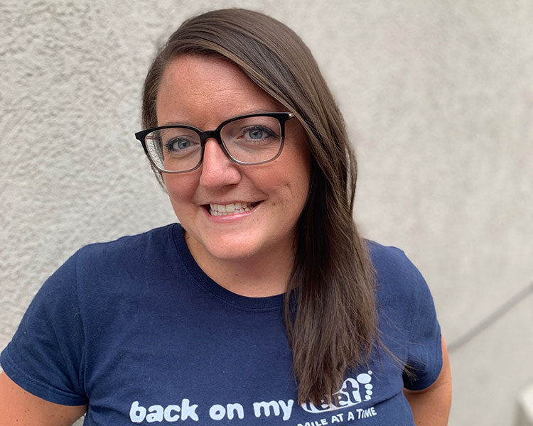 The Mission in My Words: Lindsey Krenzer of Back on My Feet