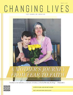 A Mother's Journey From Fear To Faith 3
