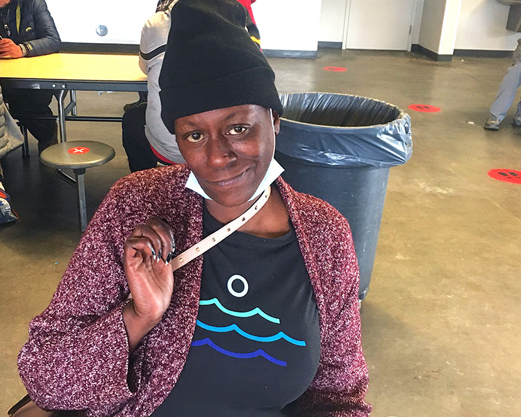 Faces of the Mission: Tishina's Story 1