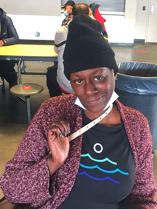 Faces of the Mission: Tishina's Story